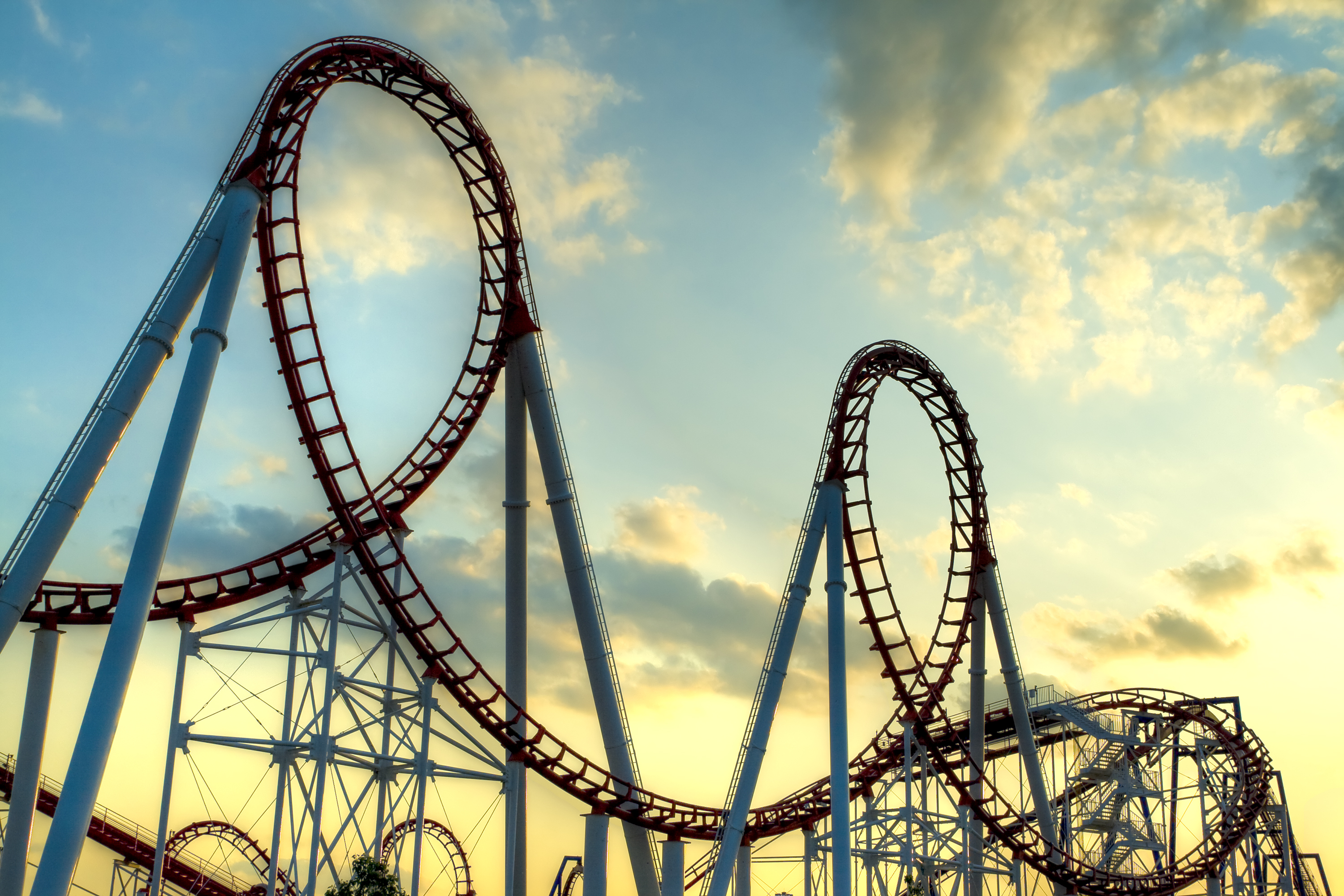 first time on a roller coaster essay